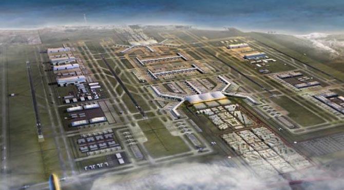 Cumhuriyet tarihinin  en büyük havalimanı projesi İGA